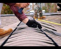 Капитальный ремонт крыши домов.
